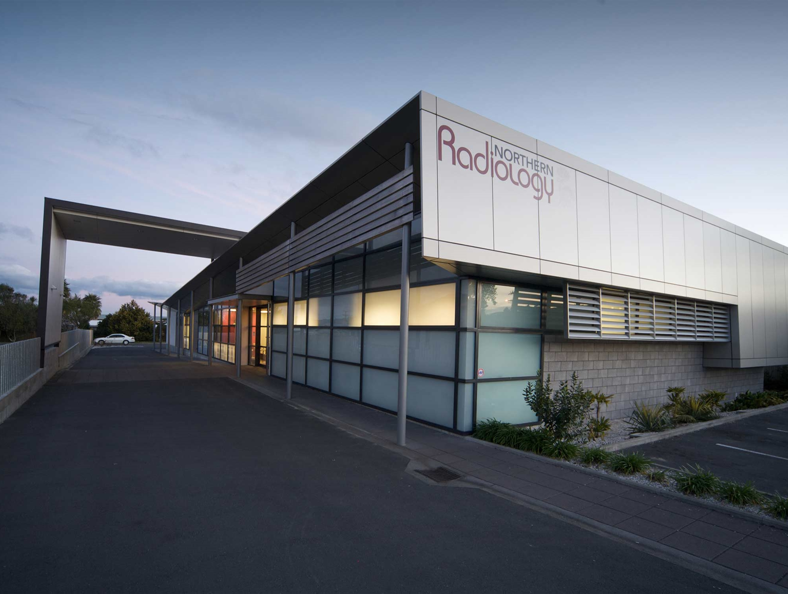 Commercial design in Whangarei - Northern radiology